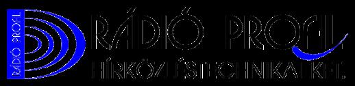 Rádió Profil Hírközléstechnikai Kft. Logo